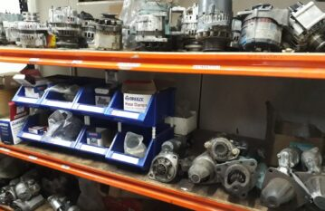 Engines & Spare Parts